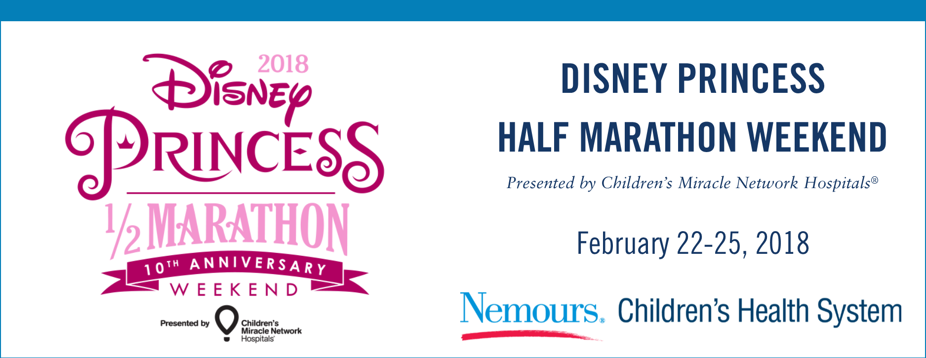 2018 Disney Princess Half Marathon